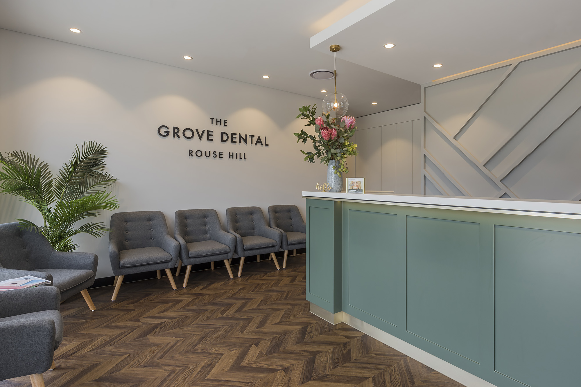 comfortable dentist in rouse hill